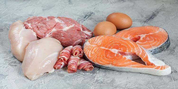 Thức ăn ít chất béo bão hòa
