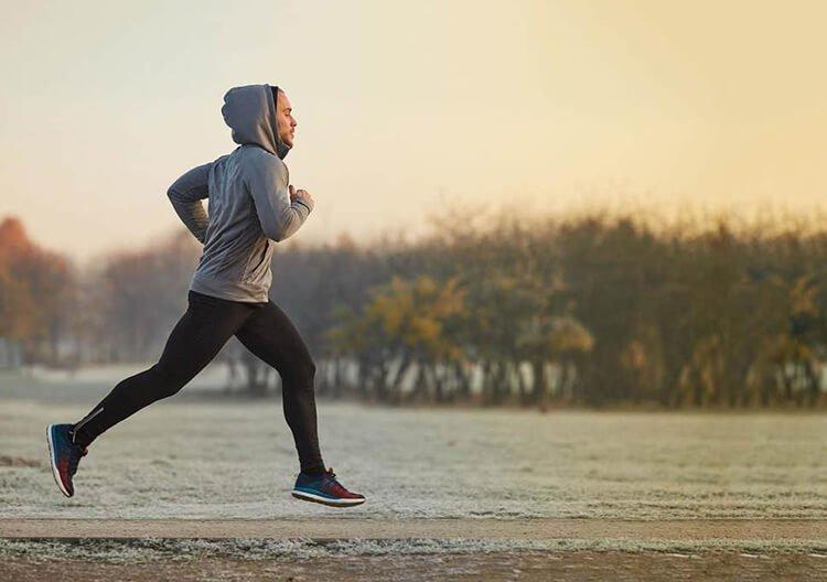 Cơ thể cân đối nhờ có thời gian tập thể dục