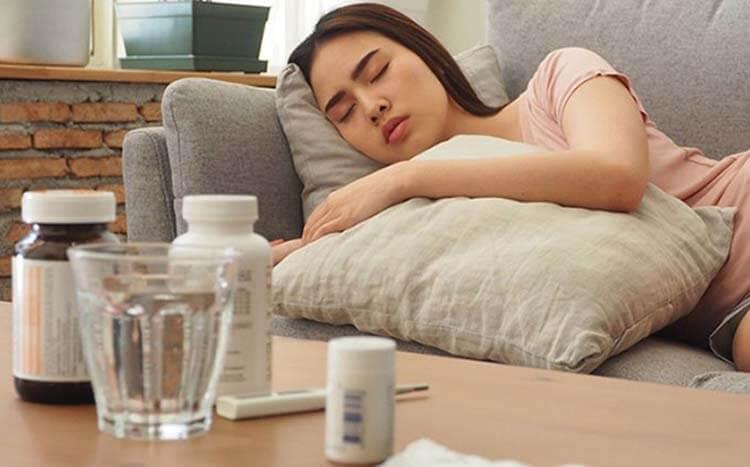 Hay buồn ngủ do sử dụng thuốc