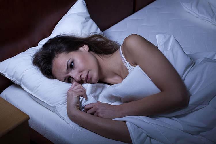 Khó ngủ do lo lắng