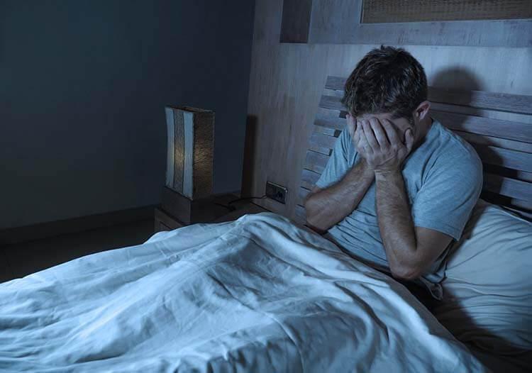 Khó ngủ do trầm cảm