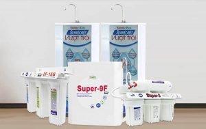 Kinh nghiệm mua máy lọc nước cho bạn