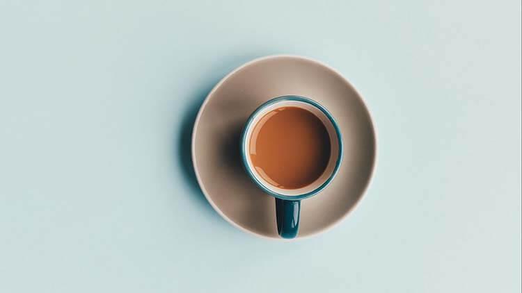 Uống ít cà phê
