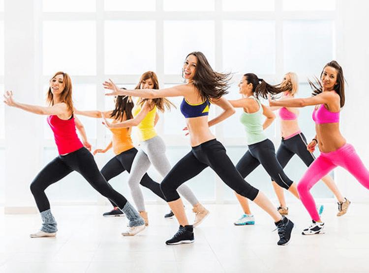 Sống khỏe mỗi ngày bằng cách tập luyện vui vẻ