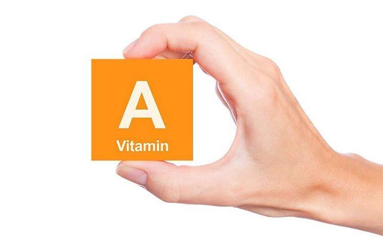 Dấu hiệu của thiếu vitamin A