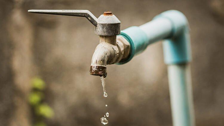 Tiết kiệm nước bằng cách kiểm soát rò rỉ