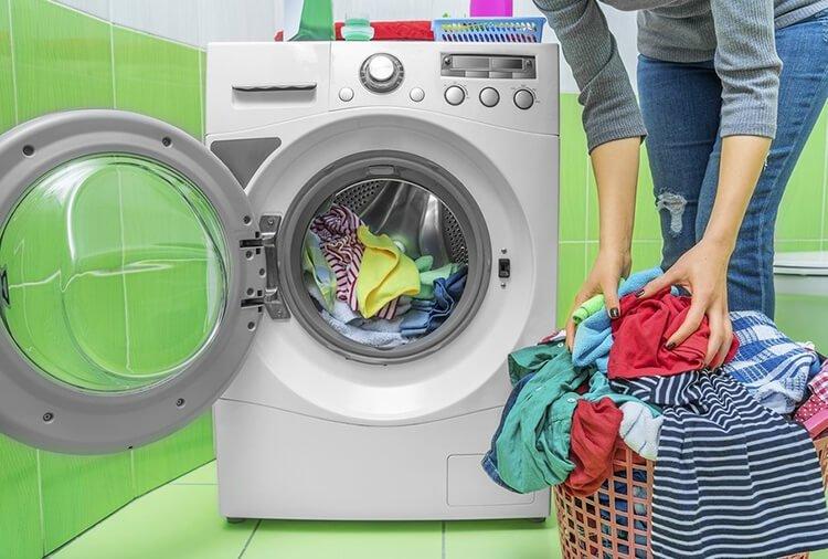 Sử dụng máy giặt hợp lý