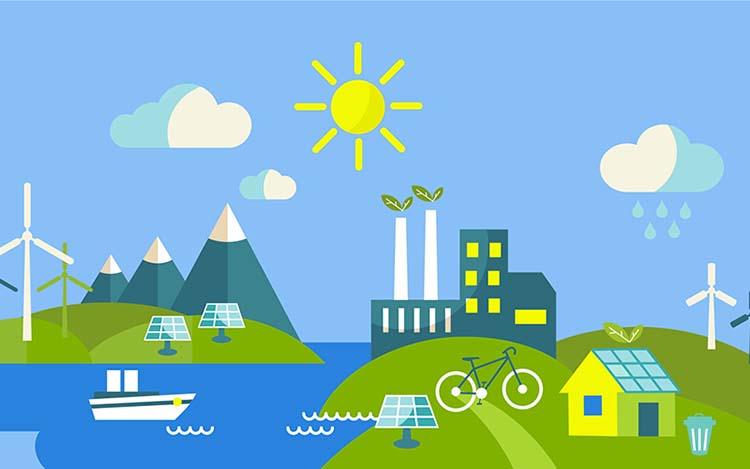 Vì sao phải tiết kiệm điện năng? Vì bạn có thể góp phần cứu trái đất
