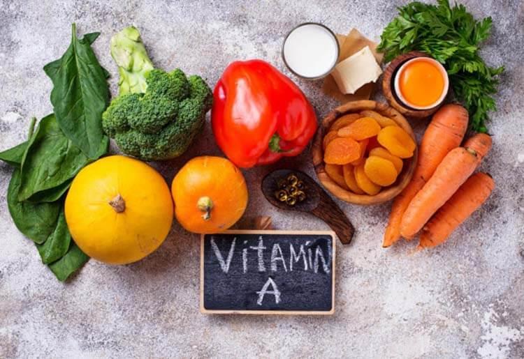 Vitamin A có trong thực phẩm nào?