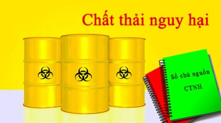 Làm gì để xử lý chất thải nguy hại?
