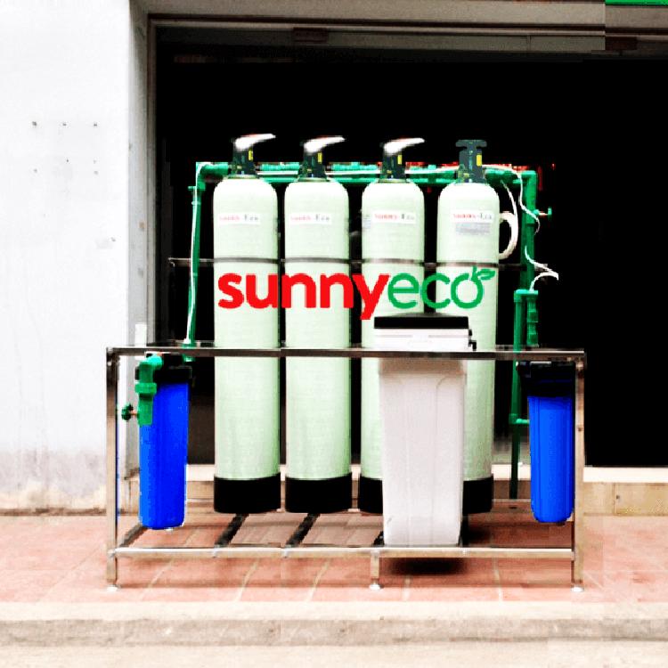Hệ thống lọc nước cho biệt thự Sunny-Eco BT4C