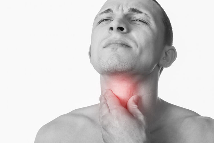 Ăn cay khiến bạn đau họng hoặc mất giọng