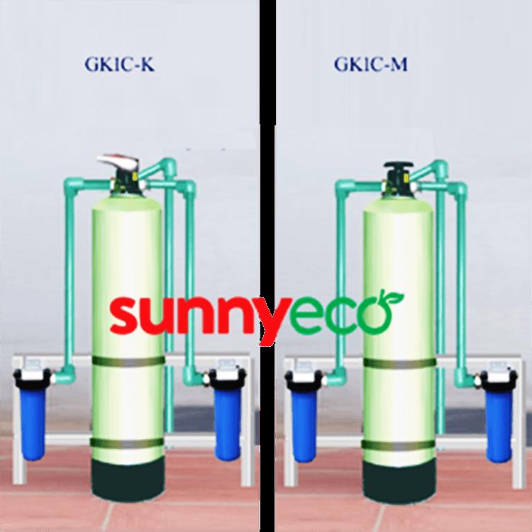 Hệ thống lọc nước sinh hoạt Sunny-Eco GK1C