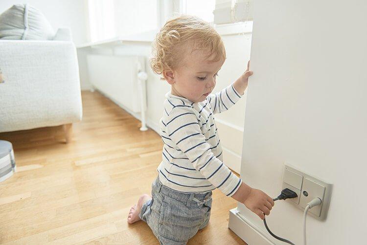 Không đảm bảo an toàn điện