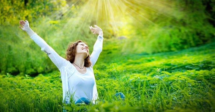 Lợi ích khi tiếp xúc với mặt trời