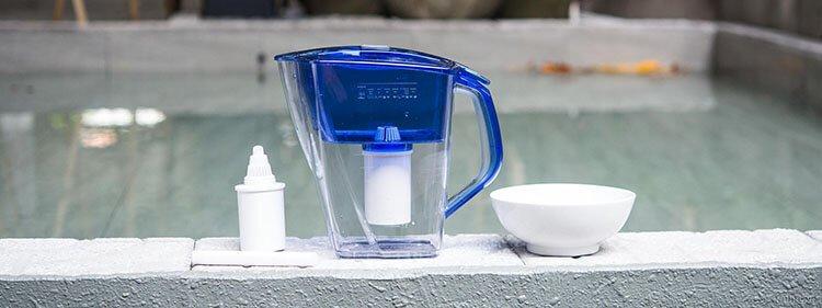 Bình lọc nước mini nano barrier