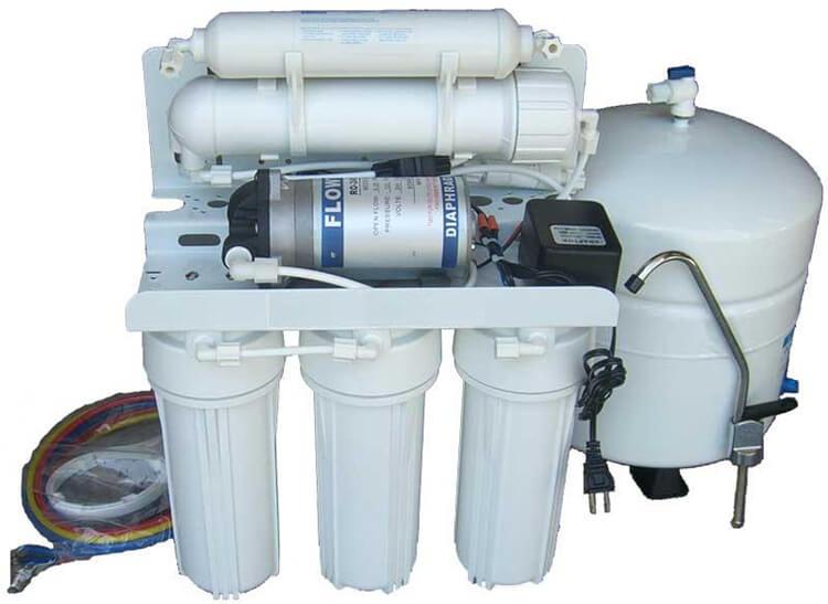 Bơm máy lọc nước