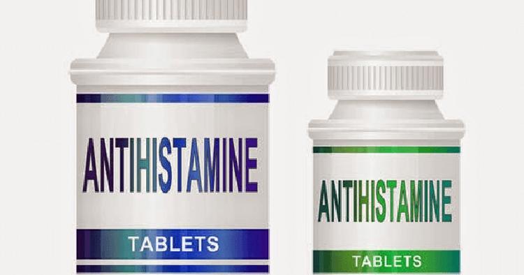 Thuốc kháng histamine