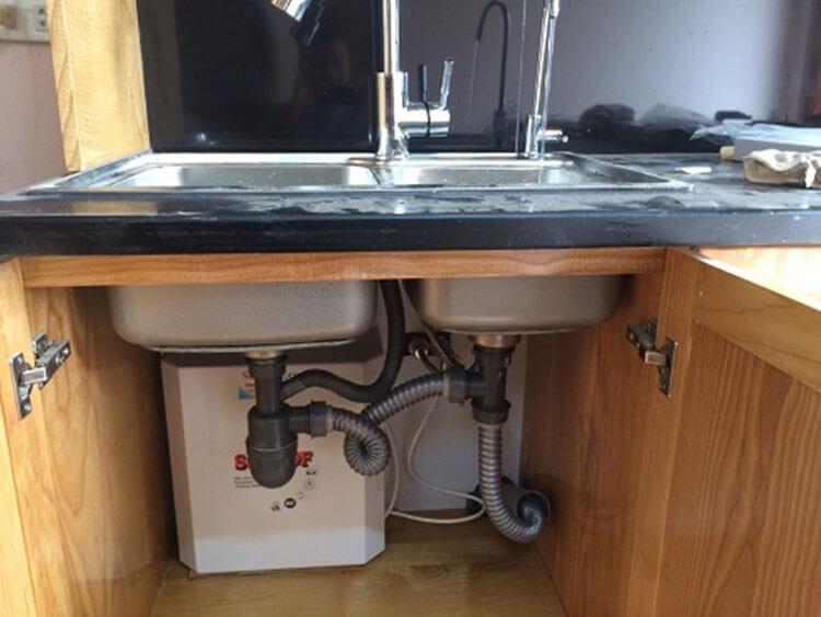 Máy lọc nước loại nào tốt để tiết kiệm diện tích?