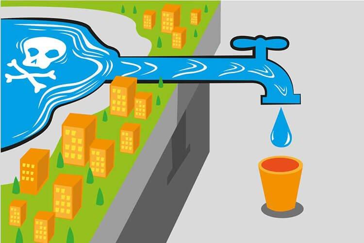 Nhu cầu lắp đặt hệ thống lọc nước gia đình nhỏ gọn