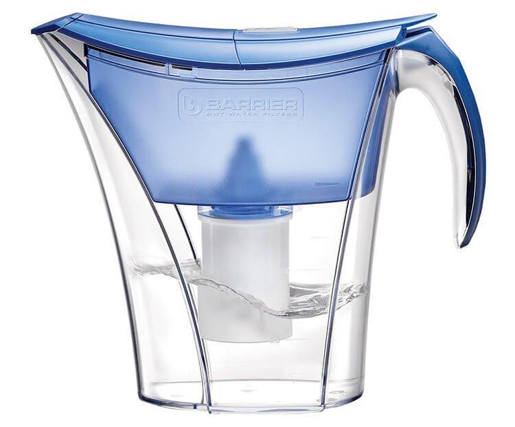 Cấu tạo bình lọc nước để bàn