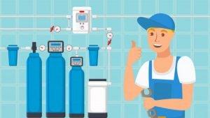 Máy lọc nước công suất lớn