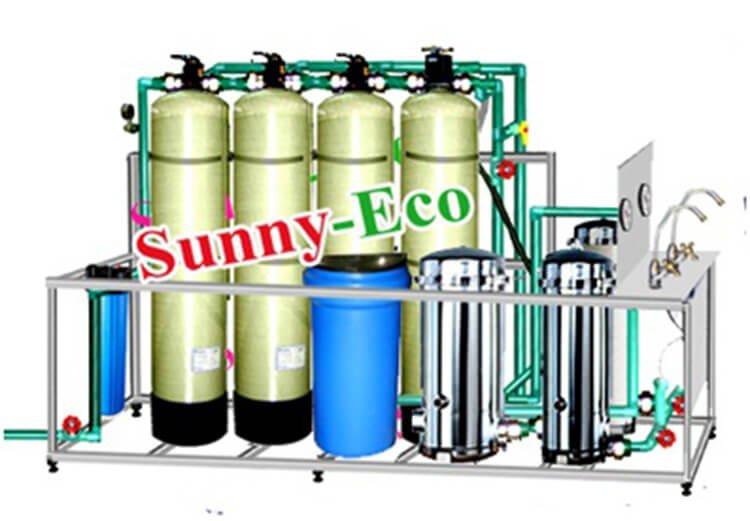 Ưu điểm của máy lọc nước công suất lớn
