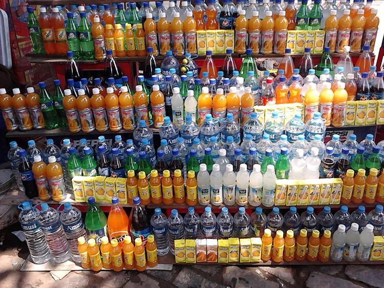 Thị trường nước uống đóng chai tại Việt Nam