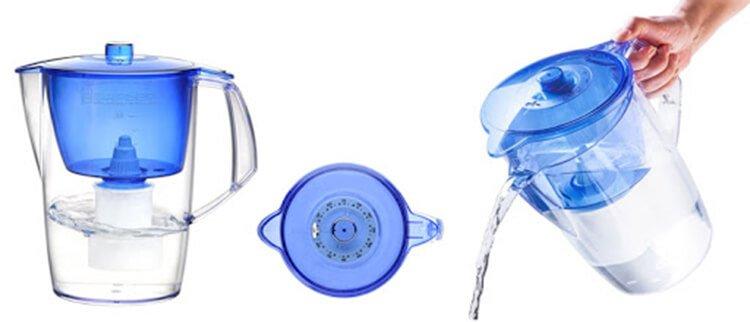 Thiết bị lọc nước nhỏ - bình lọc nước mini
