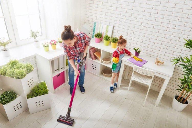 Cách tiết kiệm nước khi dọn dẹp nhà cửa