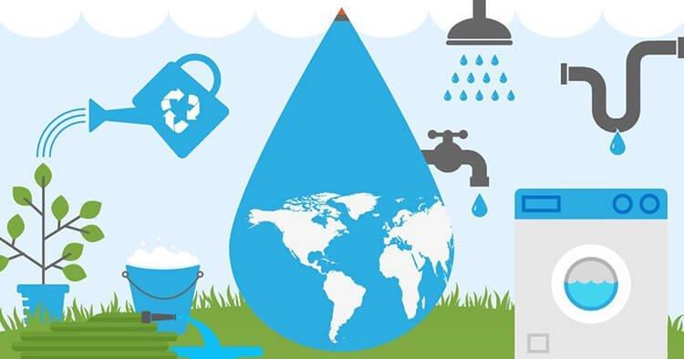 Cách tiết kiệm nước