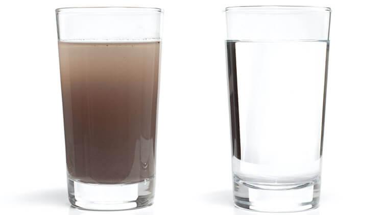 Nước bẩn là gì