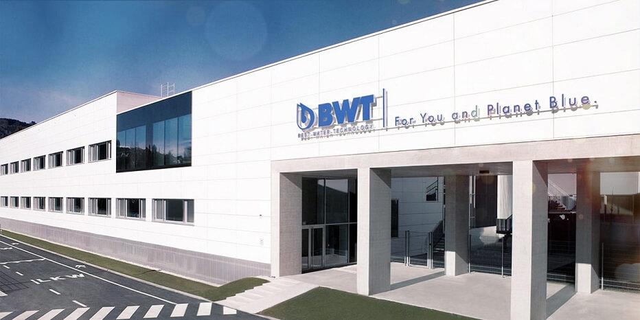 Trụ sở công ty Bwt